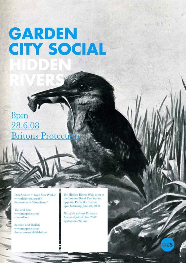 Garden City Social - Hidden Rivers